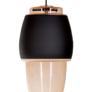 Ariel Amber Long lamp