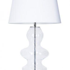 Torino transparent base white and white shade