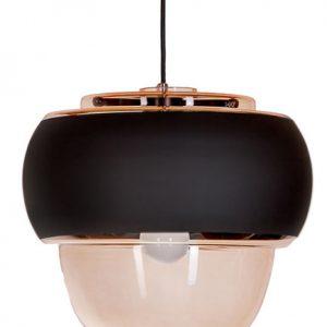 Ariel Amber Wide lamp