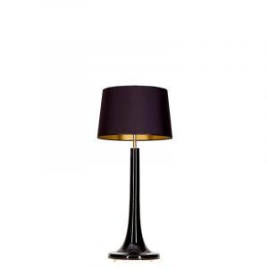 Lozanna Black base Black and Gold shade
