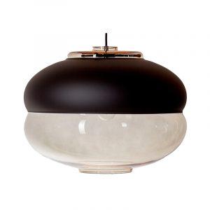 Miranda Amber Wide lamp