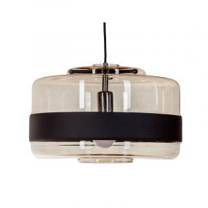 Umbriel Amber Wide lamp